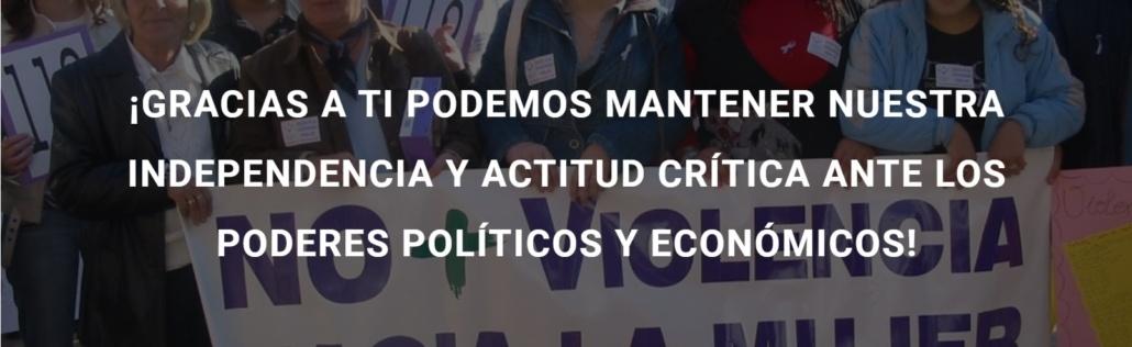 ¡ASÓCIATE Y PARTICIPA!
